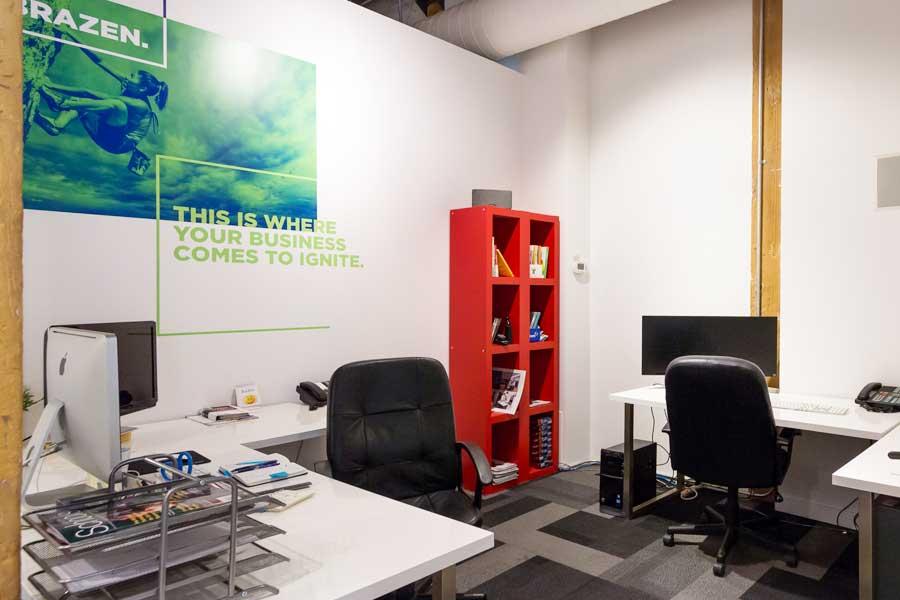Marketing Firm Calgary New Wave  Web Designer Space